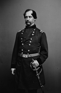 Union General David Hunter, who wanted to take aggressive action against pro-Southern citizens in the Frederick area (Library of Congress)