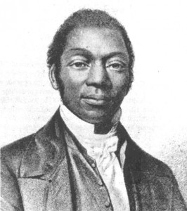 James W.C. Pennington, who escaped from slavery in Washington County, Maryland (Wesleyan University Press)