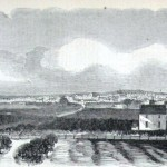 A view of Gettysburg, Pennsylvania (Harper's Weekly, August 22, 1863; NPS History Collection)