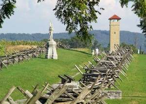 Bloody Lane at Antietam National Battlefield  (Keith Snyder, NPS)