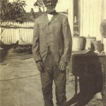 As a young man, Jeremiah Summers was enslaved to Henry Piper of Sharpsburg, MD (Courtesy of Edie Wallace)