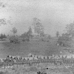 Another view of the 93rd New York Infantry (Alexander Gardner, photographer, September 1862; Library of Congress)