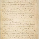 Emancipation Proclamation, page 2  (National Archives)