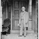 General Robert E. Lee in a photograph taken by Matthew Brady on April 16, 1865, a week after surrendering at Appomattox (Library of Congress)