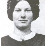 Portrait of Jennie Wade, the only civilian casualty of the Battle of Gettysburg (National Park Service)