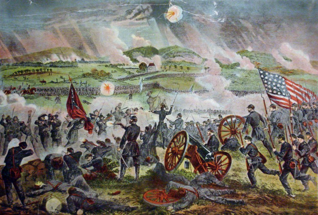 account of the 2nd day of july 1863 of the civil war Gettysburg, july 1â&#128&#1473, 1863, where the south lost the civil war by dottie evans one hundred forty-one years ago this weekend, the bloodiest battle of the civil war took place almost by accident, when an advance guard of the confederate army bumped into union cavalry in a small pennsylvania farm town named gettysburg.