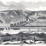 The previous sketch as it appeared in Frank Leslie's Illustrated News, November 15, 1862 (Frank Leslie's Illustrated News, November 15, 1862; courtesy of Princeton University Library)