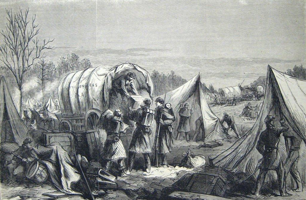 Camp Life, Amusements, and the Perils of War