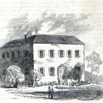 Forbes' previous sketch as it appeared in Frank Leslie's Illustrated News (Frank Leslie's Illustrated News, November 1, 1862; courtesy of Princeton University Library)