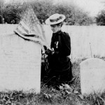 Mary Shellman, of Westminster, donated her burial lot so that five Union veterans would have a place of burial (Historical Society of Carroll County)