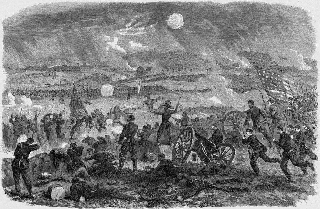 battle of gettysburg essay example Read this essay on battle of gettysburg come browse our large digital warehouse of free sample essays get the knowledge you need in order to pass your classes and more.