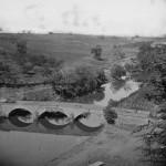 Middle Bridge on Antietam Creek (September 1862, James F. Gibson, photographer; Library of Congress)