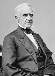 Francis Thomas represented the counties of Carroll, Frederick, Washington, and Allegany in the U.S. House of Representatives after the war  (Library of Congress)