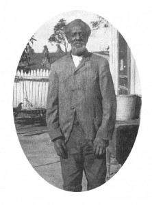 Jeremiah Summers of Sharpsburg (Edie Wallace)