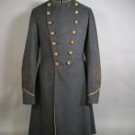 Staff officers frock coat belonging to Lt. Henry Kyd Douglas, from Washington County (Antietam National Battlefield)