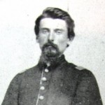 Albert M. Hunter, 1st Maryland Cavalry, Potomac Home Brigade, Co. C (U.S. Army Military History Institute)