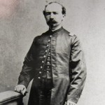 Charles H. Long, 1st Maryland Infantry, Potomac Home Brigade, Co. I (later 13th Maryland Infantry, Co. I) (U.S. Army Military History Institute)