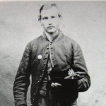 James M. Adams, 1st Maryland Cavalry, Potomac Home Brigade, Co. G (U.S. Army Military History Institute)