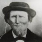 Jacob A. Hose, 1st Maryland Cavalry, Potomac Home Brigade, Co. G (U.S. Army Military History Institute)