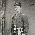 John W. Drenner, 1st Maryland Infantry, Potomac Home Brigade, Co. H (later 13th Maryland Infantry, Co. H) (U.S. Army Military History Institute)