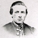 John H. Grim, 1st Maryland Infantry, Potomac Home Brigade, Co. F (later 13th Maryland Infantry, Co. F) (U.S. Army Military History Institute)