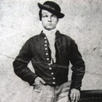 Joseph F. McKinney, 1st Maryland Cavalry, Potomac Home Brigade, Co. C (U.S. Army Military History Institute)