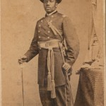 Martin R. Delany, raised in Charlestown, Virginia (later West Virginia) and Chambersburg, Pennsylvania, became an influential leader of African Americans in the United States, and was the first African American field officer, and the only major, to serve in the U.S. Army during the Civil War (Gettysburg National Military Park)