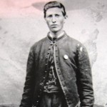 Otho Norris, 1st Maryland Cavalry, Potomac Home Brigade, Co. G (U.S. Army Military History Institute)