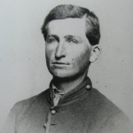 Richard N. Gilson, 1st Maryland Cavalry, Potomac Home Brigade (U.S. Army Military History Institute)