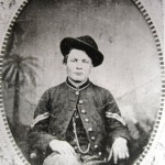 Samuel B. Sterling, 1st Maryland Infantry, Co. A (also in 6th Maryland Infantry, Co. H) (U.S. Army Military History Institute)