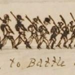 Detail of Bradwells Monocacy sketch