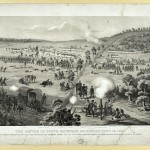 """The Battle of South Mountain, MD. Sunday, Sept. 14, 1862.,"" published in 1864 (Library of Congress)"