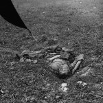 The body of a dead Confederate soldier (September 1862, Alexander Gardner, photographer; Library of Congress)