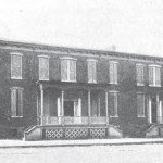 Jail in Charlestown, Virginia, where John Brown was held (Elijah Avey, The Capture and Execution of John Brown [Elgin, IL: Brethren Publishing House, 1906], 59)