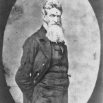 John Brown, from an 1859 reproduction of a daguerreotype taken by Martin M. Lawrence in 1858 (Library of Congress)