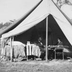 Visitors to the ceremony visited landmarks of the battlefield (Joseph Becker, artist; Frank Leslie's Illustrated Newspaper, December 5, 1863; courtesy of Princeton University Library)