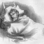 The wounded John Brown in Charlestown (Harpers Weekly, November 5, 1859; Courtesy of Timothy R. Snyder)