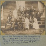 Students at Storer College in Harpers Ferry, c.1880s (Harpers Ferry National Historic Park)