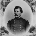 Major General George B. McClellan, the Union commander at the Battle of Antietam (engraved and published by John Chester Buttre, c.1864; Library of Congress)