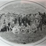Members of the 7th New York State Militia at Monocacy Junction in 1863 (U.S. Army Military History Institute)