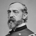 Major General George G. Meade, commander of the Union forces at Gettysburg (Mathew Brady, photographer; Library of Congress)