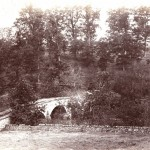 Burnside Bridge, named after Union General Ambrose Burnside, the Union officer tasked with control of the Union armys left flank, who gained control of the bridge only after a long and bloody delay (September 1862, Alexander Gardner, photographer; Library of Congress)