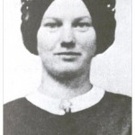 Jennie Wade, the only civilian casualty of the Battle of Gettysburg (National Park Service)