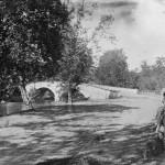 Burnside Bridge (September 1862, Alexander Gardner, photographer; Library of Congress)