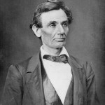 Abraham Lincoln, the Republican candidate for President (Library of Congress)