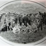 Soldiers from the 7th New York State Militia at Monocacy