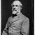 General Robert E. Lee led the Confederate army at Gettysburg (Julian Vannerson, photographer, March 1864; Library of Congress)
