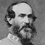 General Jubal Early, commander of the Confederate forces at the Battle of Monocacy (Library of Congress)