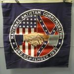 Souvenir ribbon from the 75th Anniversary of the Battle of Antietam (Antietam National Battlefield)