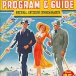 Official Program from the 75th Anniversary of the Battle of Antietam (Antietam National Battlefield)
